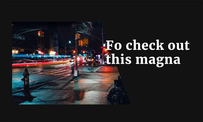 jQ+CSS3圖片展示動畫特效