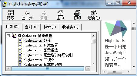 Highcharts手冊