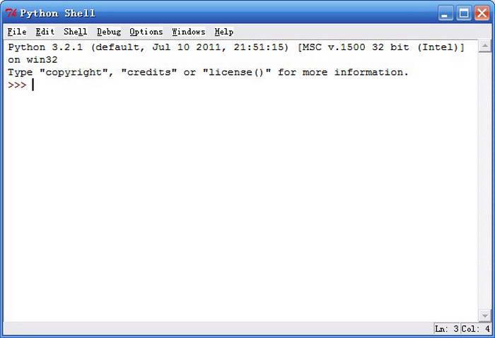 Python 3.5.1 Windows