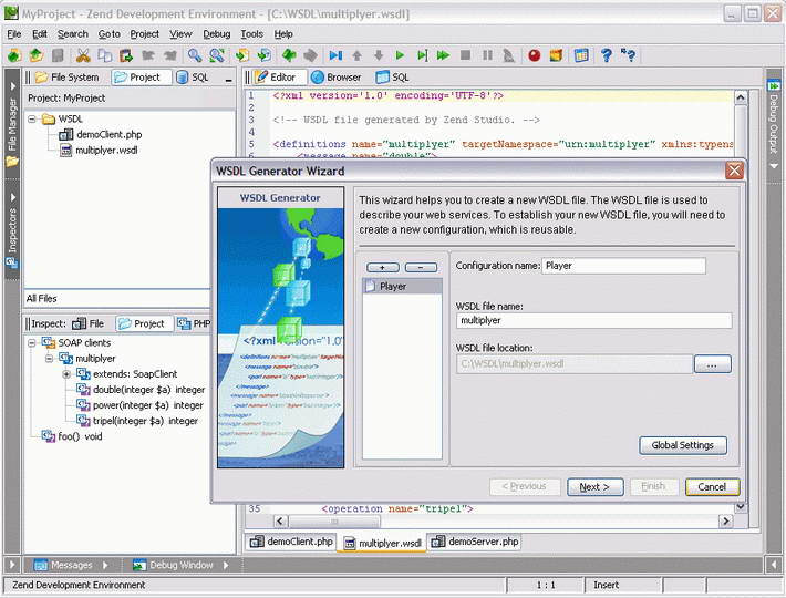 Zend Studio 13.0.1