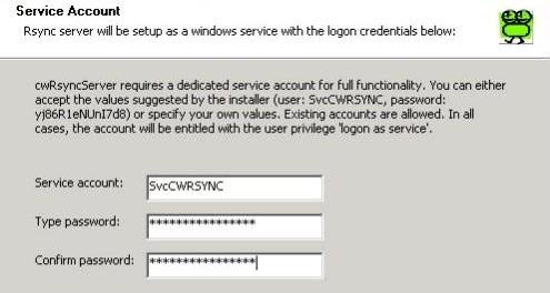 cwRsync(多服务器安全文件同步客户端) 4.1.10