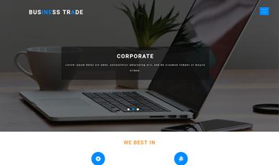 平面设计师介绍网站模板