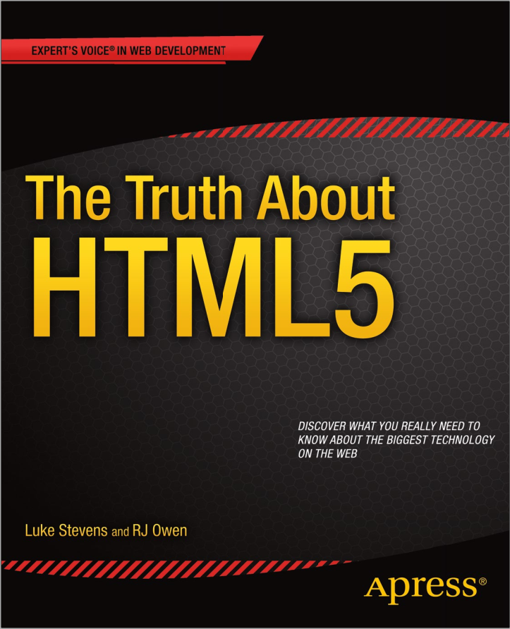 Apress.The.Truth.About.HTML5.1430264152