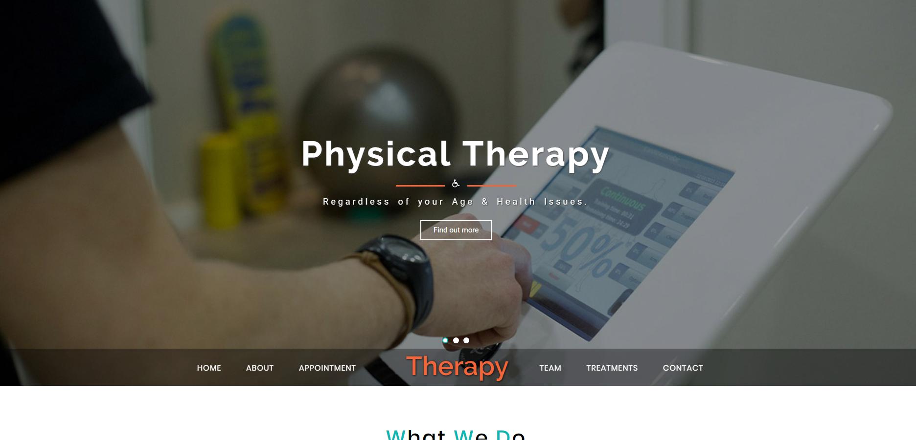 治疗药物监测网站模板