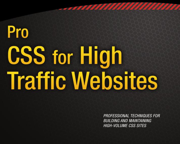 《Pro CSS for High Traffic Websites》(高流量网站CSS设计)