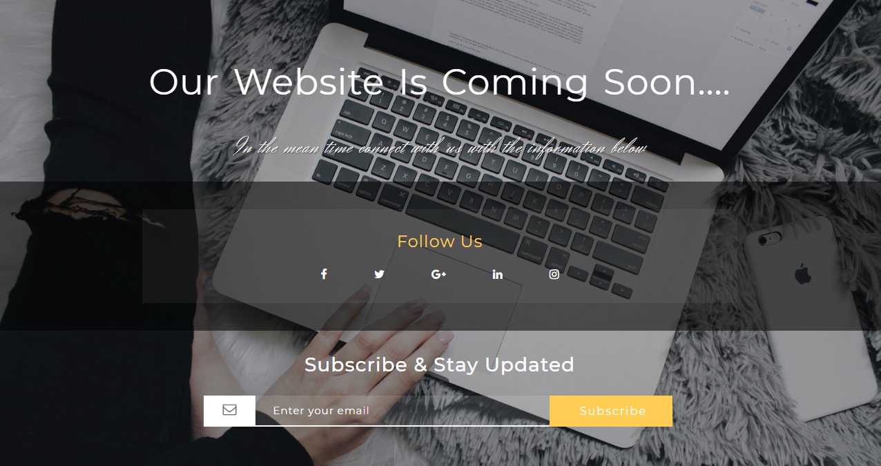 黄黑网站建设中单页html模板
