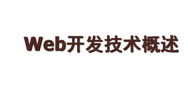 《如何在开发过程中使用Web》