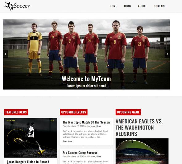观天下足球直播网站模板