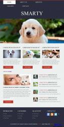 宠物摄影工作室网站模板