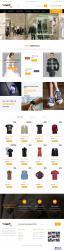 Bootstrap-智能购物商城响应式模板