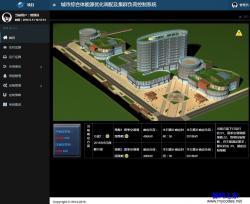 Bootstrap-城市能源管理系统响应式模板