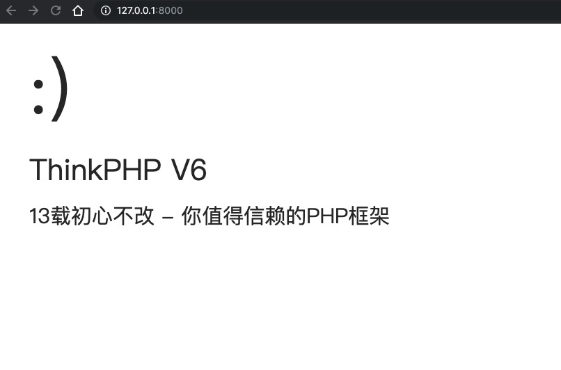 ThinkPHP v6.0框架源码