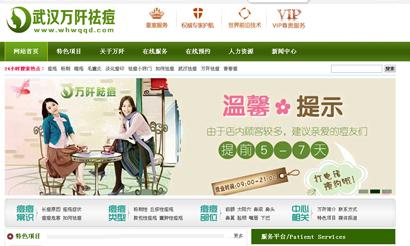 ASP美容产品企业网站源码 v3.1