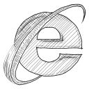 铅笔画软件PNG图标