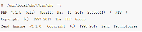 php7和php5有什么不同之处?php5与php7之间的对比