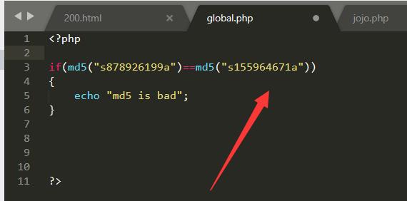 CTF中常见的PHP漏洞介绍(图文总结)