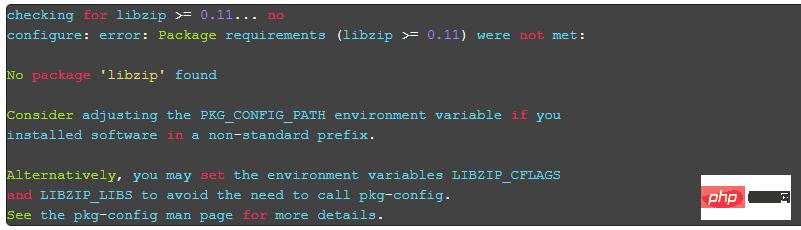 Nginx1.19 php8.0 源码编译安装