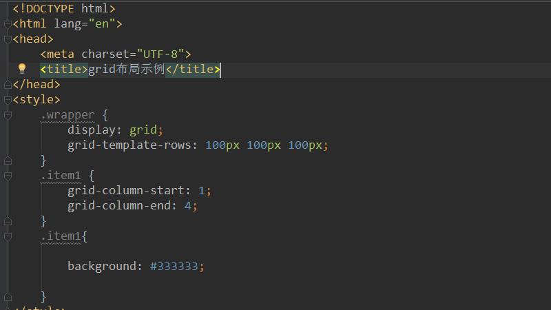 CSS Grid网格布局是什么