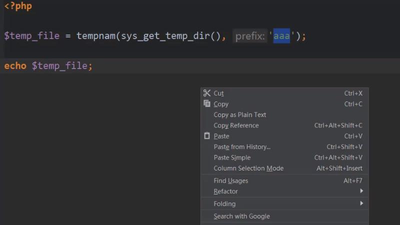 PHP如何获取临时文件的目录路径