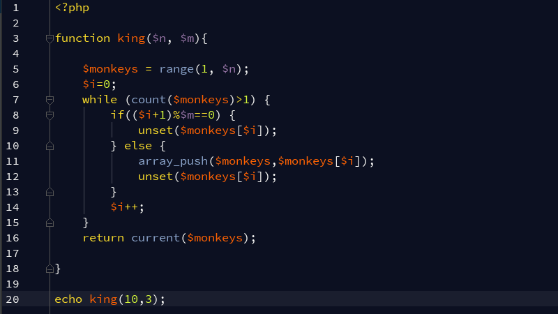 PHP随机取一算法(一)