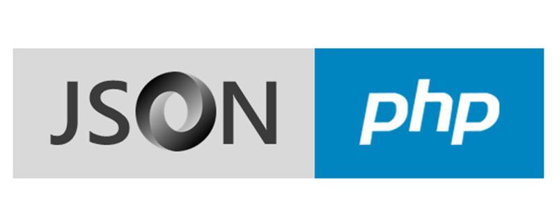 如何使用PHP为JSON创建数组?