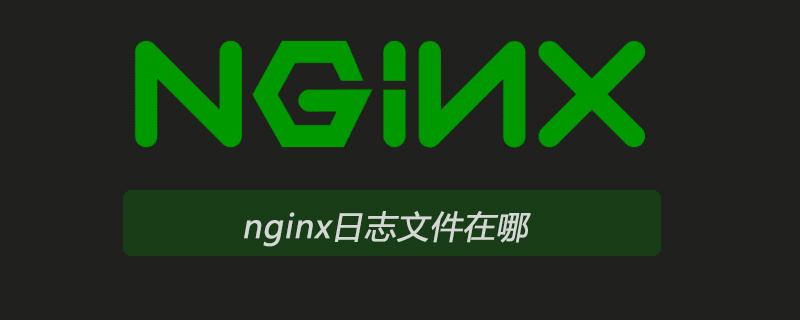 nginx日志文件在哪