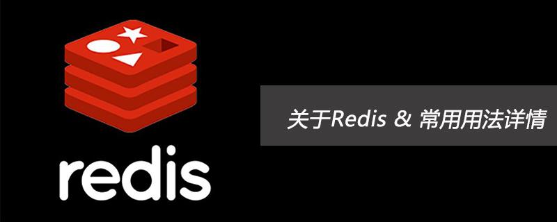 关于Redis & 常用用法详情