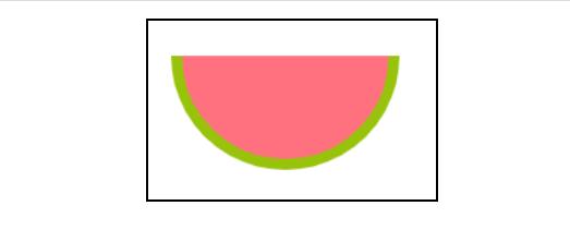 教你用HTML5画一个馋人的西瓜