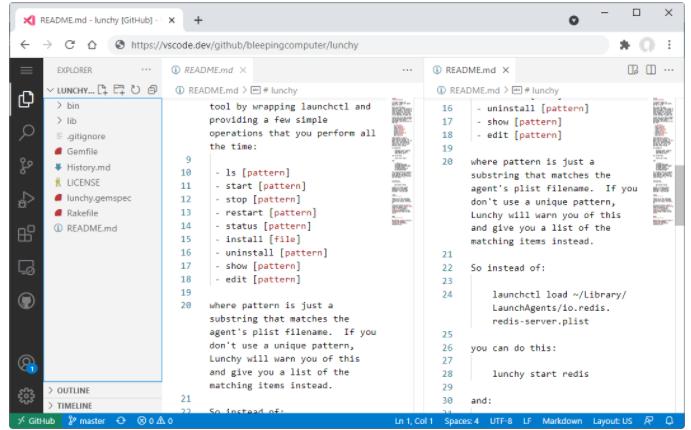 微软低调发布Visual Studio Code for the Web预览