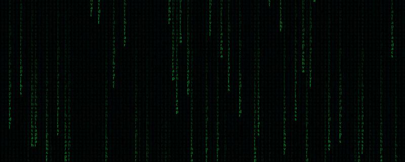 HTML5 canvas如何实现代码流瀑布?(附代码)