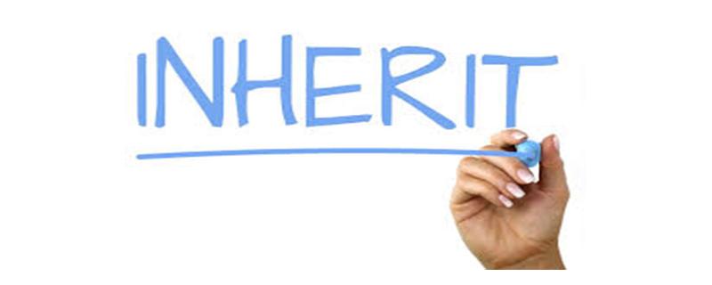CSS中的inherit关键字有什么用