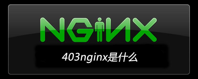 403nginx是什么