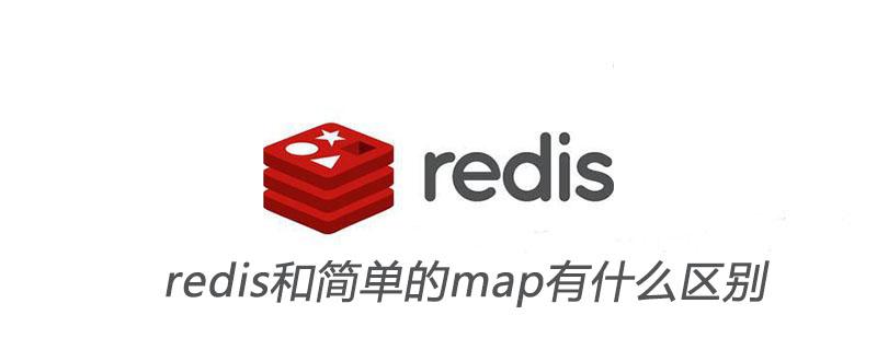 redis和简单的map有什么区别