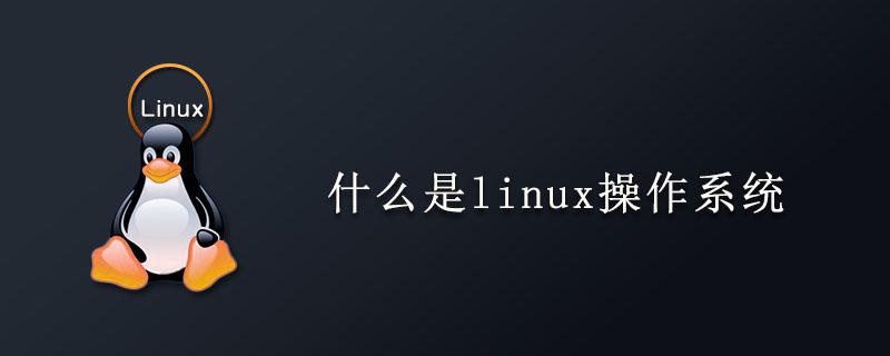 什么是linux操作系統