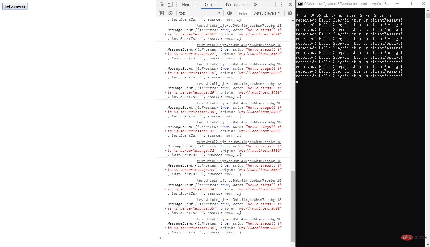 关于WebSocket的那些事儿