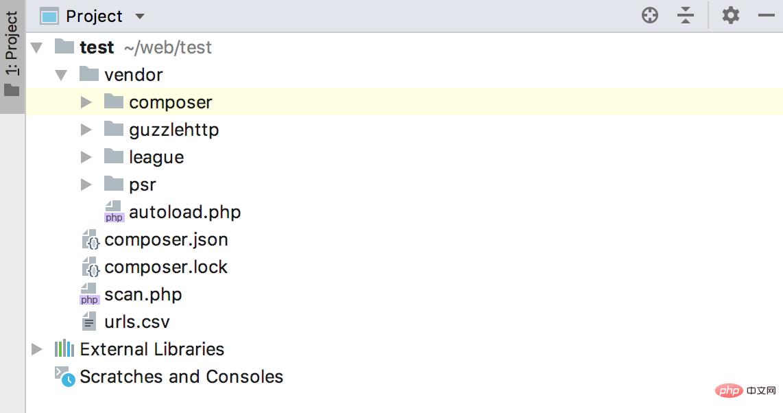 浅谈PHP组件、框架以及Composer
