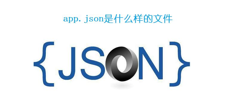 app.json是什么样的文件