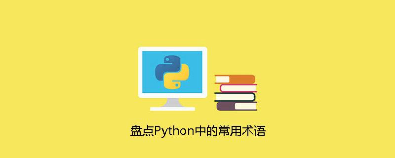 盘点Python中的常用术语