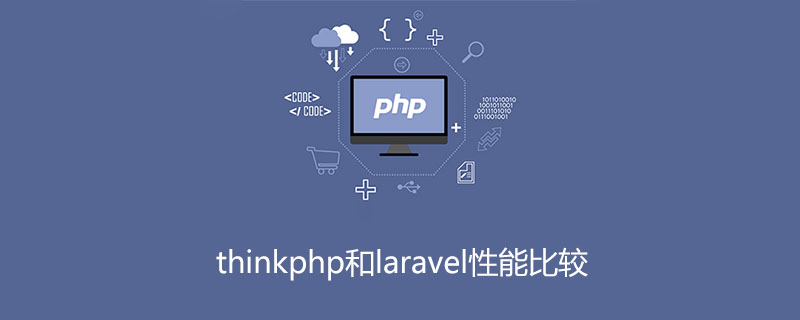 thinkphp和laravel性能比較