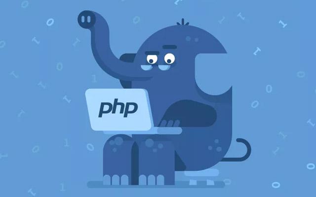 PHP生成有背景的二维码图片