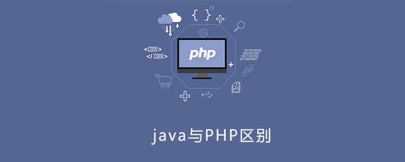 java与PHP区别