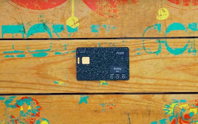 如何利用藍牙獲取信用卡數據