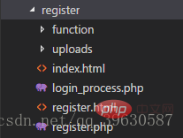 PHP学习_如何用PHP实现简单注册登录系统(附源码)