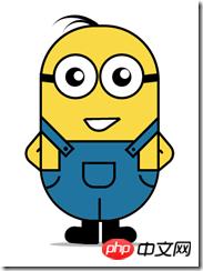 纯CSS3画出小黄人并实现动画效果