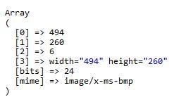 PHP处理bmp格式图片的步骤