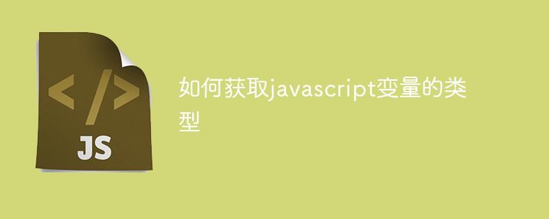 如何获取javascript变量的类型