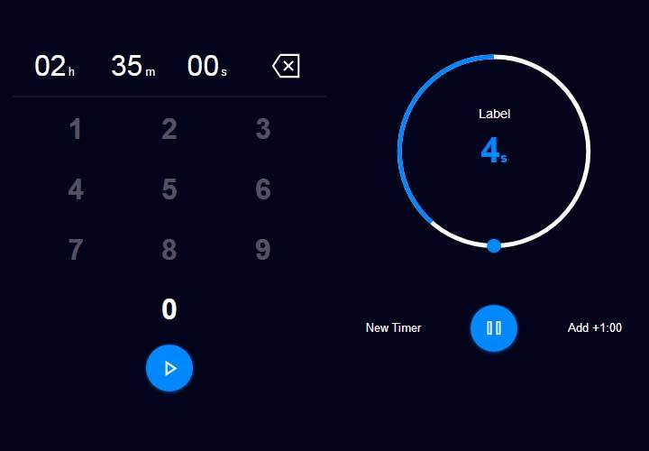 jQuery设置时间计时器代码