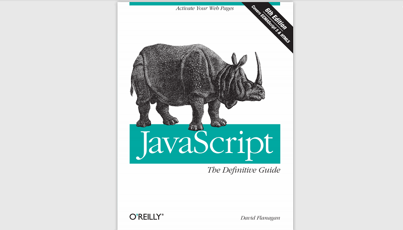 JavaScript权威指南(第6版--中文版+英文版+源代码)