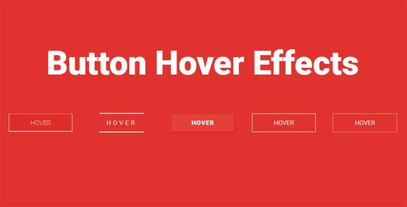纯CSS3 transition属性鼠标经过酷炫按钮动画特效