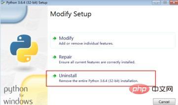 python学习_如何彻底卸载python3